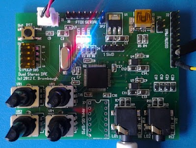 STM32 4 Channel Audio